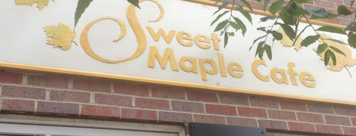 Sweet Maple Cafe is one of Places I've Tried & Enjoyed ;).