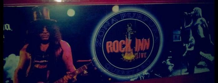 Rock Inn Live is one of Tempat yang Disimpan Isaákcitou.