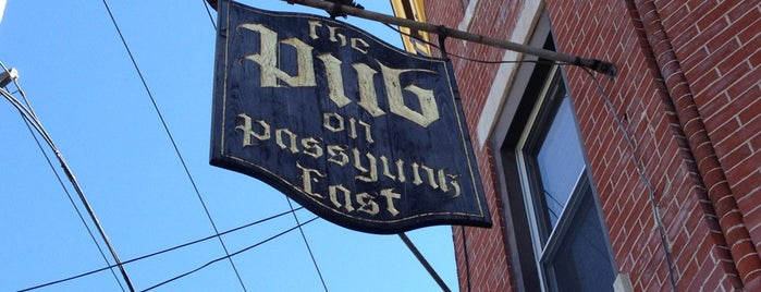 The Pub on Passyunk East is one of Philly.