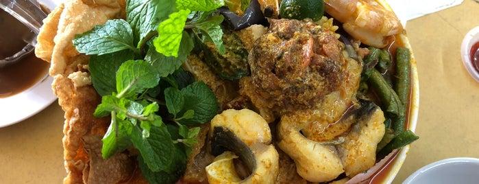 火上咖喱面 小树林咖啡馆 Little Jungle Valcano Curry Mee is one of To explore.