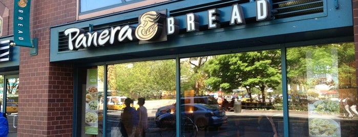 Panera Bread is one of nyc.