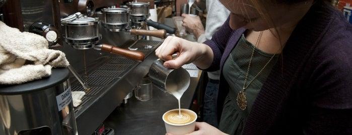 Ipsento Coffee House is one of Chicago Coffee Snob.