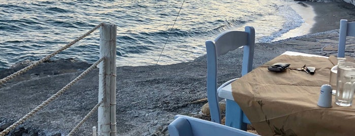 robinson Restaurant & Pizzeria is one of Crete.