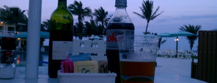 The Ocean Club of Florida is one of My Favorite Beach Clubs.