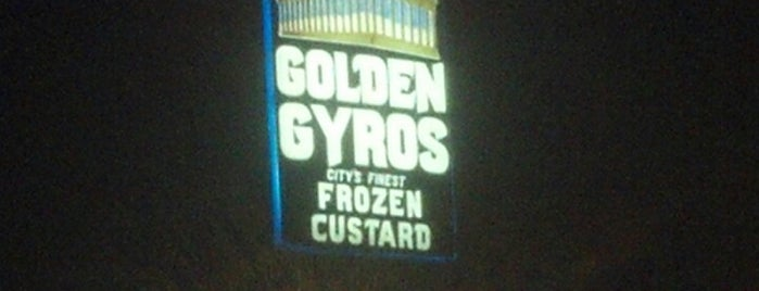 Golden Gyros is one of Milwaukee.