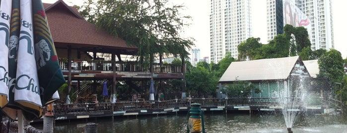 Buritara Resort & Spa Bangkok is one of Origin Rest.