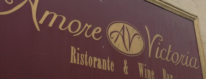 Amore Uptown is one of Must-Visit Minneapolis.