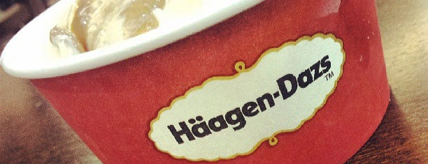 Häagen-Dazs is one of Rosa.