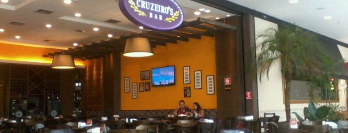 Cruzeiros Bar - Santo André is one of Locais curtidos por Carina.
