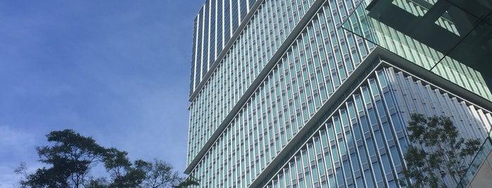 Tokyo Garden Terrace Kioicho is one of Lugares favoritos de Masahiro.