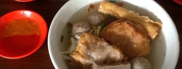 Bakso Pak Djo is one of In Foods We Trust.