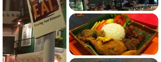 EAT and EAT is one of Must-visit Food in Bali.