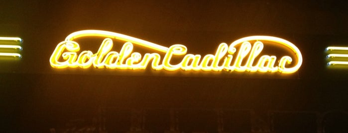Golden Cadillac is one of NYC Bars: To Go.