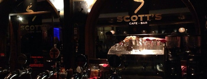 Scott's Bar is one of Julioさんのお気に入りスポット.