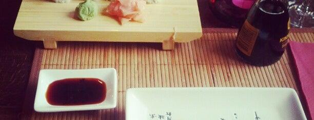 Tokyo Sushi is one of Posti salvati di Kevin.