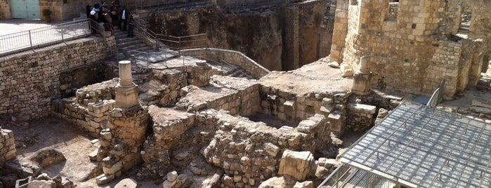 Pool of Bethesda is one of Orte, die Carl gefallen.