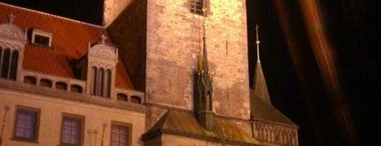 Pražský orloj is one of Favorite Places Around the World.