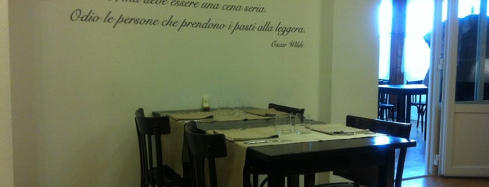 Locanda dell'edera is one of Marcoさんのお気に入りスポット.