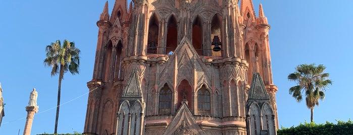 Centro Histórico de San Miguel De Allende is one of San Miguel.