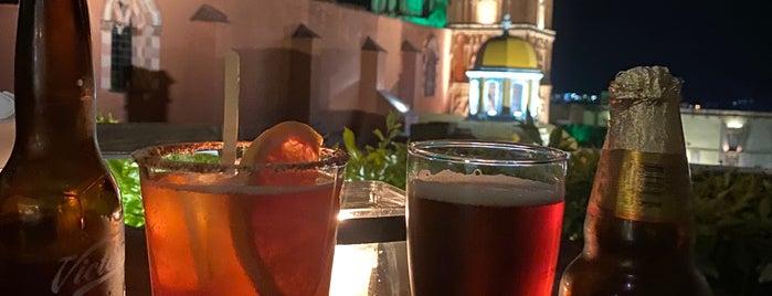 El Cielo Restaurant y Terraza Bar is one of Mexiventure.