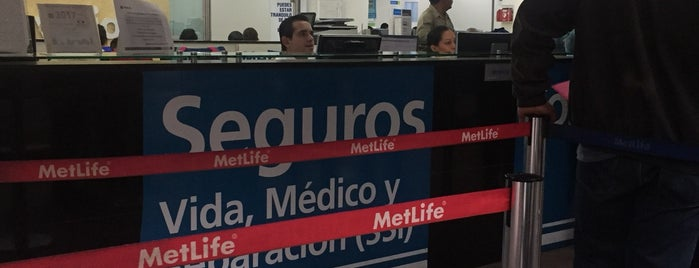 MetLife Centro de Servicios Reforma is one of Orte, die R gefallen.