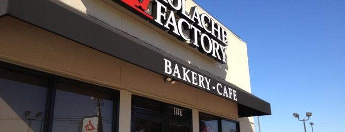 Kolache Factory is one of Kirsten : понравившиеся места.