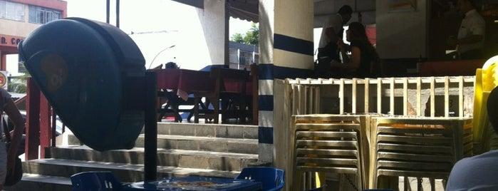 Bar dos Cunhados is one of Brasília - almoço com bom custo benefício.