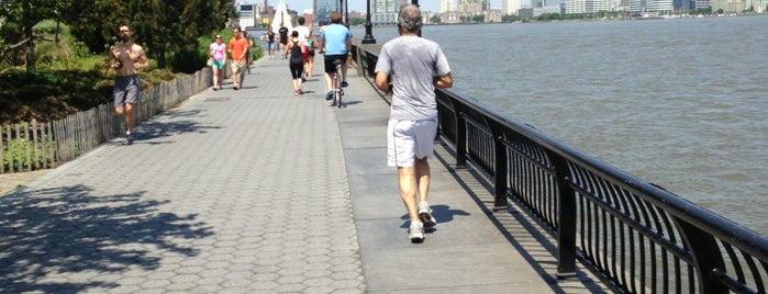 Battery Park City Esplanade is one of New York Best: Sights & activities.