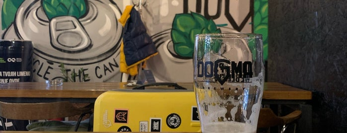 Dogma Brewery is one of Pivo.