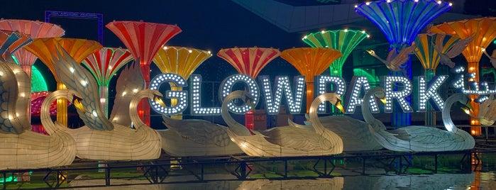 Dubai Garden Glow is one of Dubai.