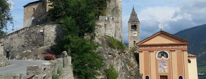 Castello di Saint Pierre is one of Castelli Italiani.