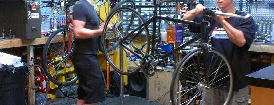Omnium Bike Shop is one of Charming Saint Paul #4sqCities.
