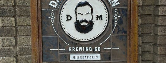 Dangerous Man Brewing Co is one of Brewery Tours.