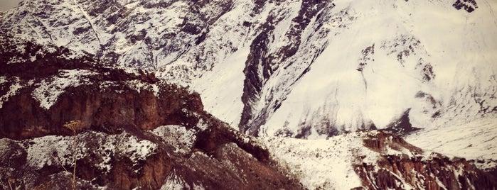 Stepantsminda (Kazbegi) is one of Ram's to-do list around the world.
