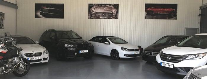 Afentoulides Autoservices Ltd is one of Στέφανος'ın Beğendiği Mekanlar.