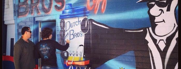 Dutch Bros. Coffee is one of Aida : понравившиеся места.