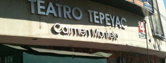 Teatro Tepeyac is one of Cultural.