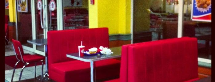 Burger King is one of Tempat yang Disukai Bego.