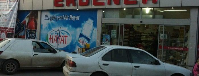 Erdener Süpermarket is one of Edje 님이 좋아한 장소.