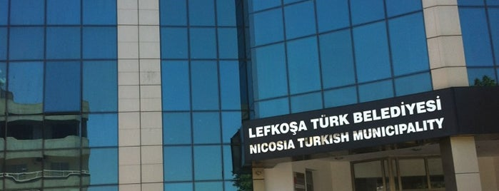 Nicosia Turkish Municipality is one of Bego'nun Beğendiği Mekanlar.