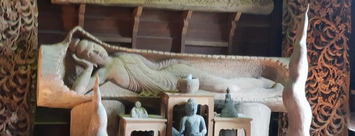 Le Royaume de Ganesha is one of Lugares favoritos de Nathalie.
