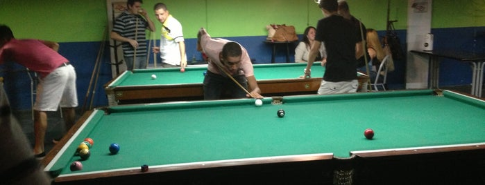 JaJá Snooker Bar is one of Carlos'un Kaydettiği Mekanlar.