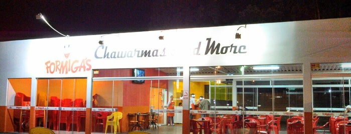 Formiga's Chawarmas and More is one of Tempat yang Disimpan Jéfer.