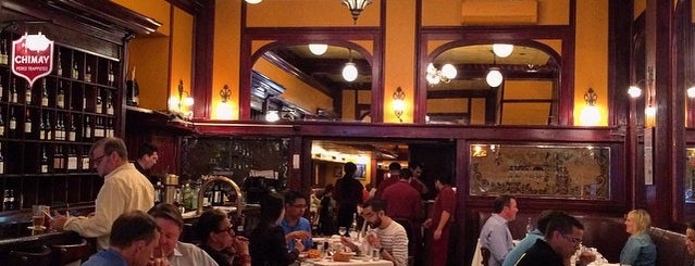 Les Halles is one of New York - Food.
