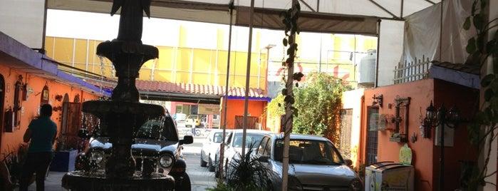 Restaurante Campestre San Angel is one of Luis'in Kaydettiği Mekanlar.