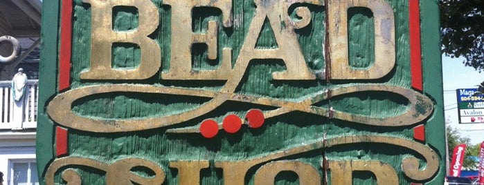 The Bead shop is one of New Orleans.