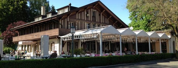 La Perle du Lac is one of Restaurants.