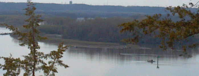 Schaar's Bluff, Spring Lake Park Reserve is one of Parks.