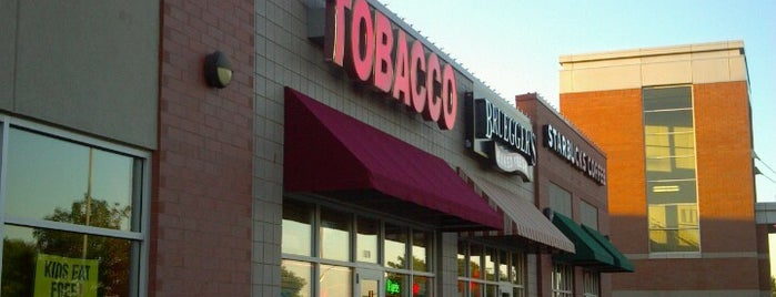 Eagan Cigars & Tobacco Store is one of Steve's Liked Places.