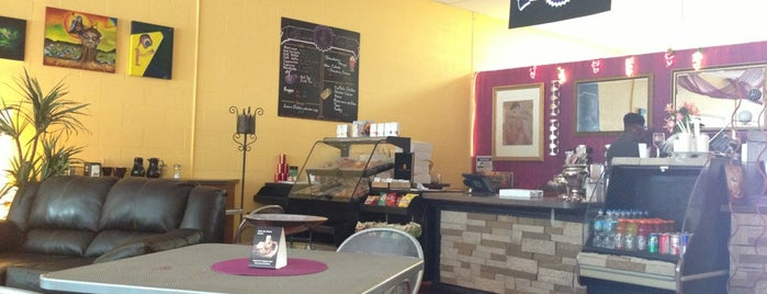 Genaro Coffee Co. is one of places to try.